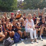 Cvijanovićeva otvorila Mini basket festival FOTO