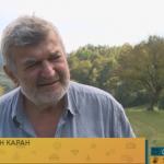 Nostalgični slikar Mladen Karan u Velikoj Žuljevici napravio atelje (VIDEO)