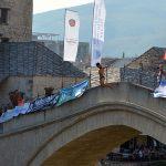 Saudijac životno ugrožen nakon skoka sa Starog mosta u Mostaru