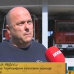 Prijedorski vatrogasci apeluju da poljoprivrednici sa povećanom pažnjom spaljuju korov (VIDEO)