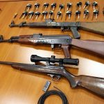 Vehabija krio veliku količinu naoružanja, čak i optičke nišane