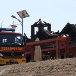 "VELIKI POŽAR NA ADI HUJI Izgorela ""Carska ohota"", restoran ispred kojeg je život izgubilo TROJE MLADIH (VIDEO)"