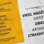 ŠA Fest, 17. i 18. avgust u Prijedoru
