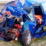 U teškoj saobraćajnoj nesreći poginuo muškarac FOTO
