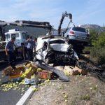 Mostar: Dvije osobe poginule u teškoj saobraćajnoj nesreći