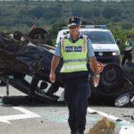 Žena poginula u sudaru sa vozilom Hrvatske vojske