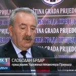 Јednokratna pomoć Vlade obradovala penzionere u Prijedoru (VIDEO)