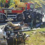 Stravični detalji sudara u Istri u kojem je poginuo Beograđanin: Udario je u kamion i odbio se o drugi auto (FOTO I VIDEO SA LICA MESTA)