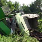 Dvoje poginulih u sudaru kamiona i kombija (FOTO)