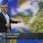 Sutra sunčano uz umjerenu oblačnost (VIDEO)