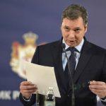 Vučić: Mir u BiH od ključnog značaja za sve u regionu