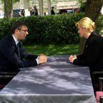 "Vučić ODGOVORIO Kolindi: Mile Kitić NE PJEVA ""Za dom spremni"""
