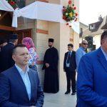 Patrijarh Irinej osveštao Hram u Bihaću; Dodik: Iza nas teška istorija stradanja (FOTO i VIDEO)