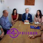 """""""Lipa drvo"""": Donacija fudbalskim klubovima (FOTO i VIDEO)"""