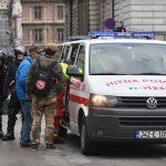 Sukob policije i demobilisanih boraca u Sarajevu (VIDEO)