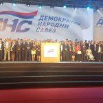 Banjaluka-Održana prva konvencija DNS-a-Pavić: Glas DNS-u je glas za bolju Republiku Srpsku (FOTO)