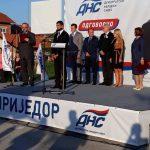 DNS Prijedor-Održana predizborna tribina u Bistrici kod Prijedora