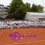 """Prijedor: Otvoren Treći međunarodni teniski """"Turnir u bijelom"""" (FOTO)"""