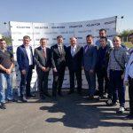 """U Prijedoru položen kamen temeljac za novi proizvodni pogon koncerna """"Kolektor"""" (FOTO i VIDEO)"""