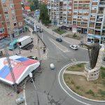 VUČIĆ STIGAO NA KOSOVO Prva stanica Zubin Potok, na ulicama veliki broj policajaca