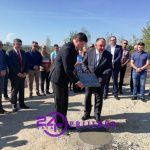 """Položen kamen temeljac za novi proizvodni pogon koncerna """"Kolektor"""" u Prijedoru (FOTO i VIDEO)"""