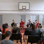 "U Centru ""Sunce"" održan koncert banjalučkog kvarteta ""Flautete"" (VIDEO)"