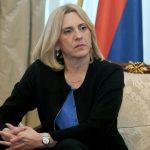 Željka Cvijanović demantovala navode medijskog tima Vukote Govedarice