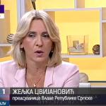 Cvijanović: Srpska od Srbije dobila oko 21 milion evra za projekte (VIDEO)