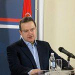 Dačić: Sračunata Zvizdićeva briga o granicama
