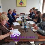 Gradonačelnik Prijedora Milenko Đaković razgovarao sa šefom misije OSCE-a Brusom Bertonom