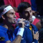 Federer: Brate, zato ne igramo parove; Nole: Srce mi je stalo...