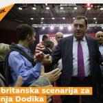 Sputnjik: Dva britanska scenarija za rušenje Dodika