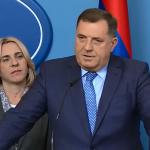 Dodik: Ukinuti miješanje stranaca, na prvom mjestu interesi Srpske