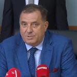 Dodik: Pokušaj opozicije da iscenira incident (VIDEO)