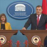 Dodik-Gojković: Bliska saradnja Srbije i Srpske (VIDEO)