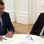 Sastanak Dodika i Putina
