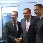 Dodik i Štrahe najavili sporazum o dva infrastrukturna projekta (VIDEO)