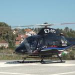 Pacijent iz Banjaluke helikopterom transportovan u Beograd (VIDEO)
