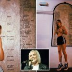 Pjevačica se polugola slikala pored memorijalne ploče palim borcima FOTO