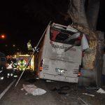 TEŠKA NESREĆA U TURSKOJ Autobus sletio u provaliju, najmanje ŠEST OSOBA POGINULO