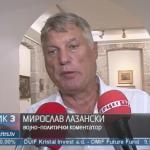 Lazanski: Mediji koji se finasiraju od stranog novca koriste se za napad na Dodika i Srpsku (VIDEO)