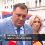 Dodik: Ivanićevi ljudi u OBA BiH dali saglasnost za prisluškivanje (VIDEO)