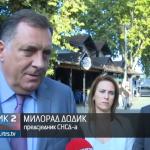 Dodik: Komšić gubitnik koji pokušava da se vrati na scenu (VIDEO)