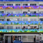 """""""GEJM ON"""" U Prijedoru počelo oslikavanje šestog murala"""