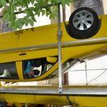 Obuka za ponašanje u prevrnutom automobilu za građane RS