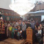 Predsjednik Dodik i patrijarh Irinej u Bihaću na osveštanju Hrama Svete Trojice