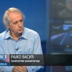 Vasić: U mjesecu kampanje ne se može desiti ništa novo (VIDEO)