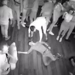 ZASTRAŠUJUĆI SNIMAK Rus pobjesnio usred noćnog kluba i počeo da TUČE SVE REDOM (VIDEO)