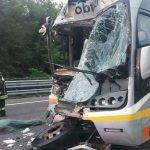 STRAVIČNA NESREĆA U ITALIJI Autobus sa djecom iz Istočnog Sarajeva zabio se u kamion, POGINUO VOZAČ, 12 djece povrijeđeno