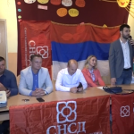 GO SNSD Prijedor održao tribinu u Gornjoj Lamovitoj (VIDEO)